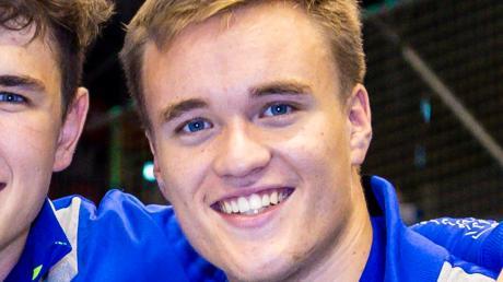 Max Neuhaus  hat sich als Handballer beim TSV Haunstetten entwickelt und spielt heute beim Bundesligisten Ludwigshafen.