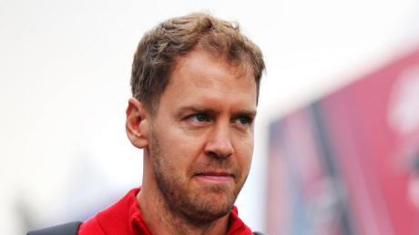 Verlässt Ferrari und wechselt zu Aston Martin: Sebastian Vettel.