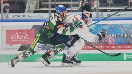 Augsburg gegen München ist auch im Eishockey ein Duell der Gegensätze. Die einen hatten arge Mühe, einen Etat zusammenzubekommen. Die anderen haben keinerlei Geldsorgen.