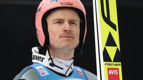 Ist froh, dass die Skisprung-Saison trotz Corona-Krise stattfindet: Severin Freund.