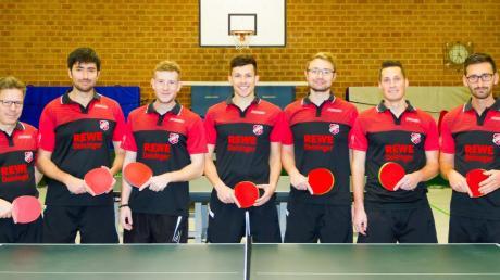 Die Tischtennis-Herren der SpVgg Westheim profitierten vom Saisonabbruch. Die Nummer eins im Augsburger Raum schaffte dadurch den sofortigen Wiederaufstieg in die bayerische Verbandsoberliga.