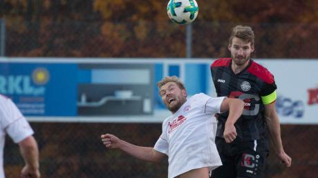 Läuft David Anzenhofer (rechts) bald wieder für den TSV Landsberg auf? Unmöglich scheint es nicht.