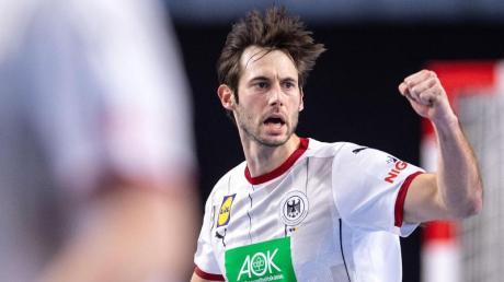 Kapitän Uwe Gensheimer tritt mit Deutschland bei der Olympia-Quali gegen Schweden an. Die Übertragung gibt es im TV und Live-Stream.