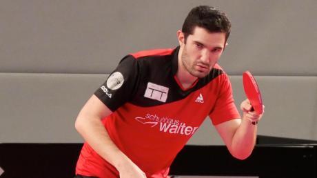 Auf Neu-Ulms Franzosen Emmanuel Lebesson warten am Wochenende in beiden Spielen schwere Aufgaben.