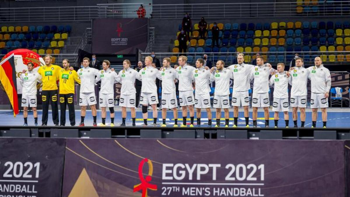 Kader Handball Wm 2021