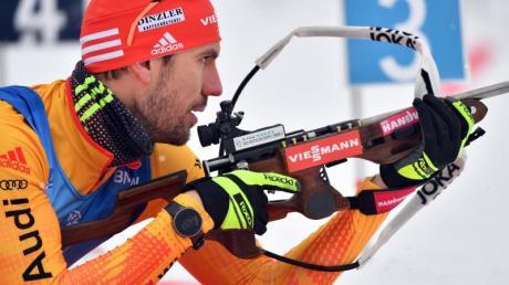 Bester Deutscher über 20 Kilometer in Antholz:Arnd Peiffer. Wann die einzelnen Rennen im Biathlon 2020/21 live im Fernsehen auf ARD oder ZDF und im Stream zu sehen sind, das erfahren Sie hier.