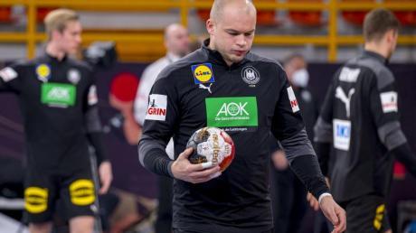 Die deutschen Handballer um Paul Drux nehmen nun Olympia ins Visier.