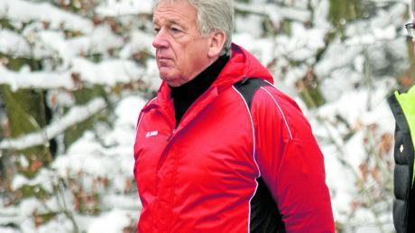 Günther Hausmann hört im Sommer beim TSV Neusäß als sportlicher Leiter auf.