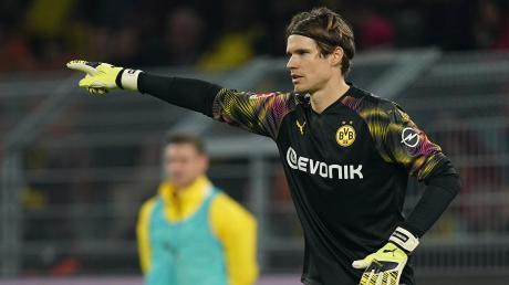 Seit zweieinhalb Jahren steht Marwin Hitz bei Borussia Dortmund unter Vertrag. Als Stammtorwart durfte er sich bislang noch nie fühlen.