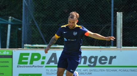 Christian Pessinger schließt sich dem VfL Zusamaltheim an.
