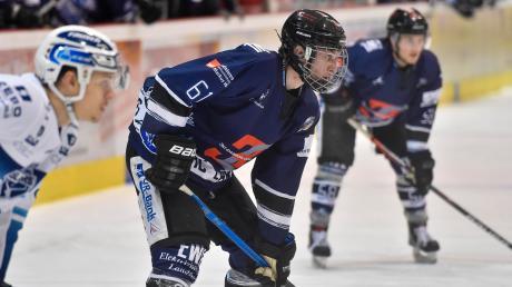 In welcher Liga tritt der HC Landsberg (vorne Jonas Schwarzfischer) in der nächsten Saison an? Das HCL-Präsidium hat eine Entscheidung getroffen.