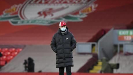 Müssen draußen bleiben: Jürgen Klopp und der FC Liverpool dürfen nicht nach Leipzig reisen.