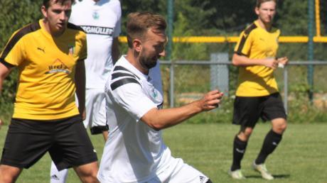 Ersatz für Maximilian Heiß: Matthias Fischer wechselt vom TSV Friedberg zum FC Stätzling.
