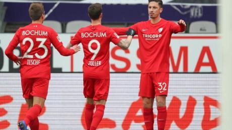 Der VflBochum bleibt weiter auf Aufstiegskurs in der 2. Liga.