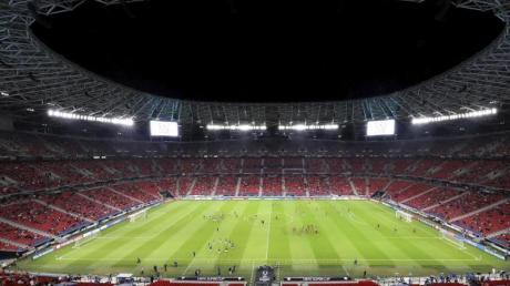 RB Leipzig wird in der Puskás Arena spielen.