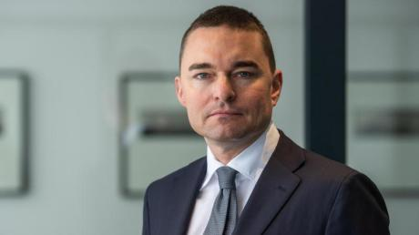 Denkt in langfristigen Kategorien: Hertha-Investor Lars Windhorst.