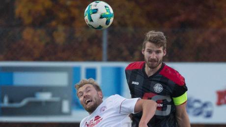 Zwei Vereine haben um David Anzenhofer (rechts) gebuhlt. Jetzt hat sich der ehemalige Kapitän des TSV entschieden, wo er künftig spielen will.