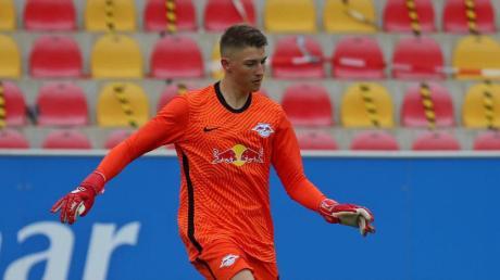 Seit Juli 2018 ist der Blindheimer Fabian Eutinger (Bild) im Fußball-Internat von RG Leipzig.