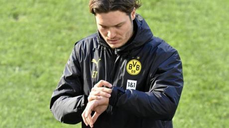 Soll mit Borussia Dortmund den Turnaround schaffen: Cheftrainer Edin Terzic.
