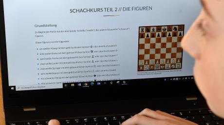 In der Pandemie haben viele Neulinge das Schachspiel entdeckt. Einige Vereine und Gruppen in Nordschwaben bieten nun kostenfreie Online-Kurse mit Trainerbegleitung an.