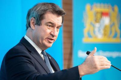"""Corona-Lockerungen: Markus Söder warnt vor einem """"Öffnungsrausch"""""""