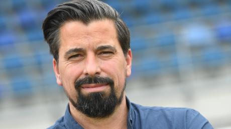 Emanuel Baum übernimmt als Trainer beim TSV Friedberg in der neuen Saison. Der 48-Jährige kommt vom TSV Schwaben Augsburg II.