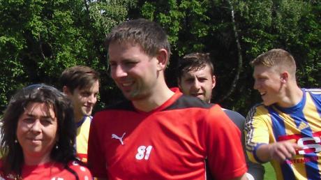 Daniel Wittmann übernimmt im Sommer das Traineramt bei der TSG Stadtbergen.