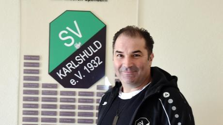 Kehrt in der Saison 2021/2022 zu seinem Heimatverein SV Karlshuld als Trainer zurück: Thomas Schmalzl, derzeit noch beim Kreisklassisten FC Gundelsdorf tätig.