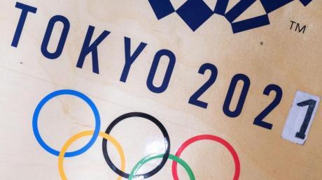 Über den Olympischen Spielen in Tokio schwebt drohend die Pandemie.
