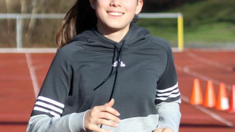 Ilva Seitz fierte für ihren neuen Verein eine gelungene Premiere.