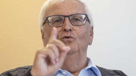 Sieht seine Integrität durch die Ethikkommission «schwer beschädigt»: Theo Zwanziger.
