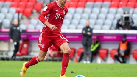 Hat beim FCBayern einen hohen Stellenwert:Nationalspieler Leon Goretzka.
