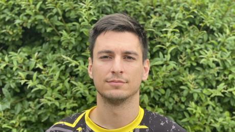 Eigentlich ist Goran Danicic nach Ottobeuren gekommen, um dort Handball zu spielen. Doch das geht derzeit aus bekannnten Gründen nicht.