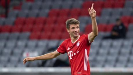 Überraschend schnell ist Thomas Müller nach seiner Coronavirus-Infektion beim FC Bayern zurück.