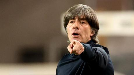 Geht optimistisch ins EM-Jahr: Bundestrainer Joachim Löw.