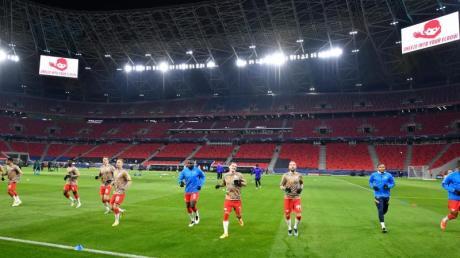 Auch das Rückspiel zwischen dem FC Liverpool und RB Leipzig könnte in Budapest stattfinden.
