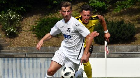 Julian Mayr kehrt nun doch nicht zum TSV Aindling zurück.