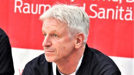 Dieter Simon wird Trainer beim SV Thalfingen.