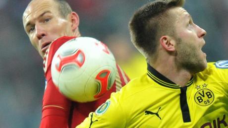 Das Spiel, das deutsche Fußball-Geschichte schrieb: Zwei deutsche Mannschaften bestreiten ein Champions-League-Finale.
