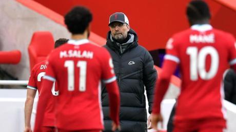 Das Team von Jürgen Klopp steckt in einer kleinen Krise.
