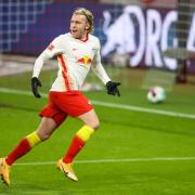 Der RB Leipzig mit Emil Forsberg trifft im Finale des DFB-Pokals auf Borussia Dortmund. Termine und Uhrzeit sowie Infos zur Übertragung live im Free-TV und Stream finden Sie hier.