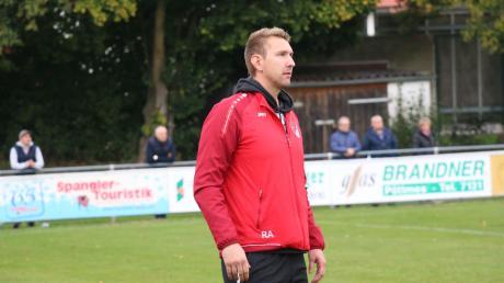 Roman Artes wird Sportlicher Leiter beim TSV Wertingen. Zuvor war der Torhüter als Trainer beim TSV Pöttmes tätig.