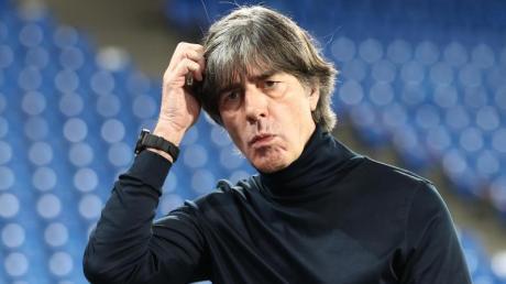 Hat seinen Kader für die WM-Quali-Spiele beisammen: Joachim Löw, Bundestrainer.