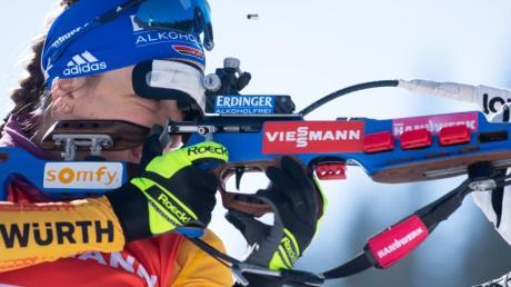 Biathlon-Gesamtsieger 2020/21 heute am 21.3.21: Gesamtwertung und Endstand im Überblick. Sicherte sich Platz drei im Biathlon-Gesamtweltcup: Franziska Preuß.