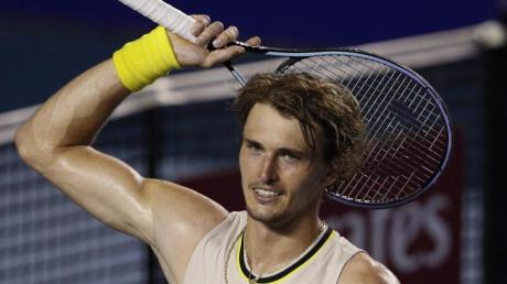 Alexander Zverev kritisiert die Spielervereinigung ATP.