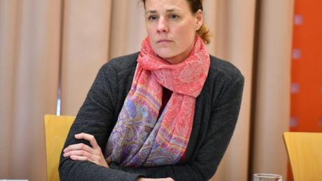 Fordert Impfungen für potenzielle Olympia-Teilnehmer:Claudia Bokel.