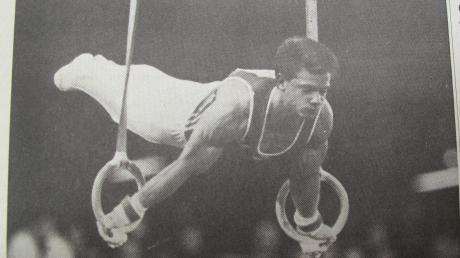 Die Vorfreude auf den Auftritt des Weltklasse-Turners Andreas Wecker (links) bei der Sportgala in Gundelfingen war bei den Organisatoren groß.