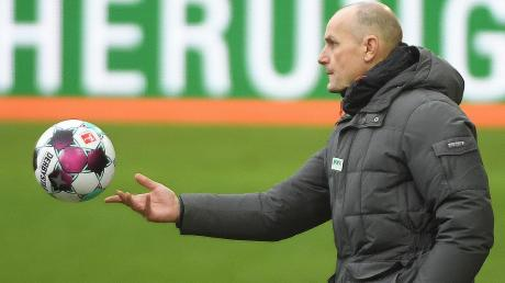 """""""Trainer sind nie zufrieden., die wollen immer mehr erreichen und entwickeln"""", sagt Heiko Herrlich."""