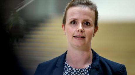 Unterstützt die Aktionen der deutschen Nationalmannschaft: Gyde Jensen, Vorsitzende des Menschenrechtsausschusses des Bundestages.