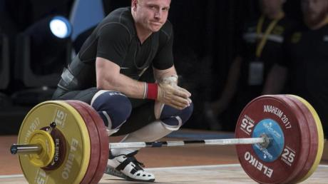 Startet bei den Europameisterschaften in Moskau und will zum vierten Mal an Olympischen Spielen teilnehmen: Jürgen Spieß.